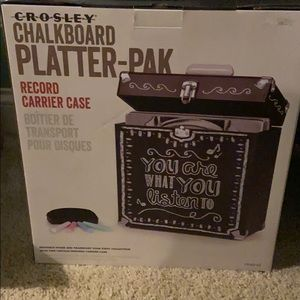 Record case carrier